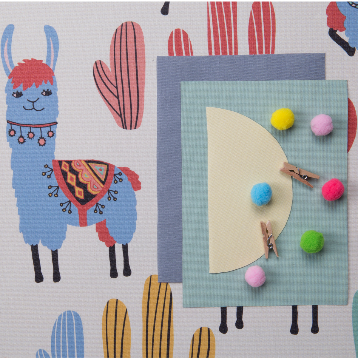 Fabric patterns for childrens blinds