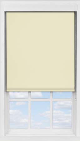 Premium Roller Blind in Macadamia Blackout