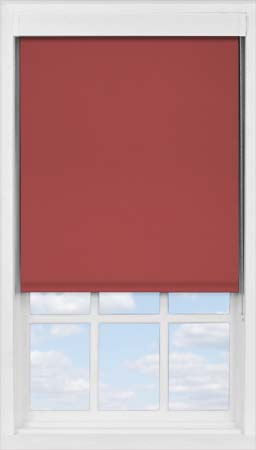 Premium Roller Blind in Plum Blackout
