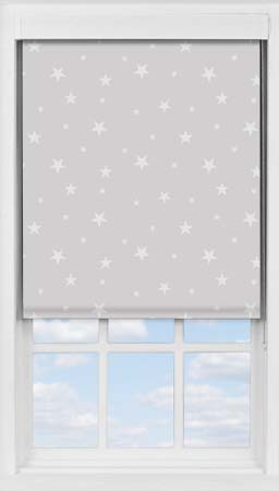 Premium Roller Blind in Starry Glow Blackout