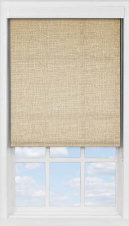 Premium Roller Blind in Rich Seagrass Translucent