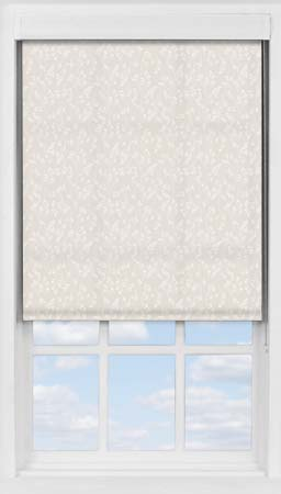 Premium Roller Blind in Barley Fields Natural Translucent