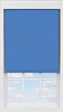Premium Roller Blind in Delft Blackout