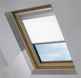 Skylight in Bleached Cotton Translucent