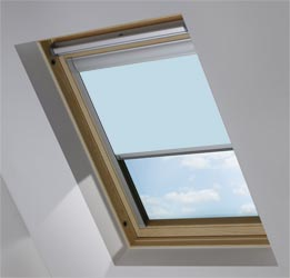 Skylight in Crystal Blue Translucent