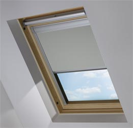 Skylight in Marl Grey Blackout