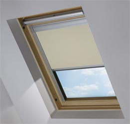 Skylight in Mink Blackout