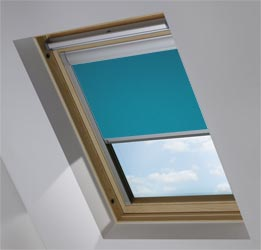 Skylight in Mariner's Teal Translucent
