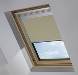 Skylight in Fawn Translucent