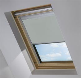 Skylight in PVC Charcoal