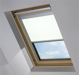 Custom Skylight in PVC Latte Cream