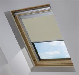 Skylight in Warm Grey Blackout