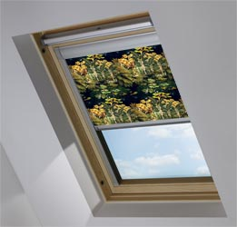 Skylight in Jungalicious Translucent