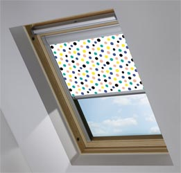 Skylight in Pom Pom Blackout