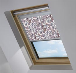 Skylight in Woodland Hush Translucent