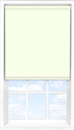 Motorised Roller Blind in Alabaster Translucent