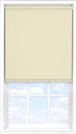 Roller Blind in Macadamia Blackout