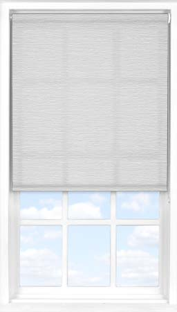 Motorised Roller Blind in Soft Ripple