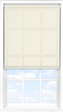 Roller Blind in Soft Sand Translucent