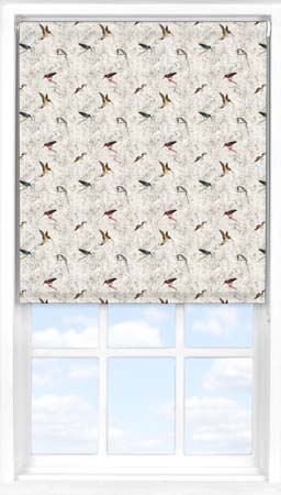 Roller Blind in The Gathering Translucent