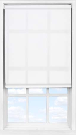 Easifit Roller Blind in Bleached Cotton Translucent