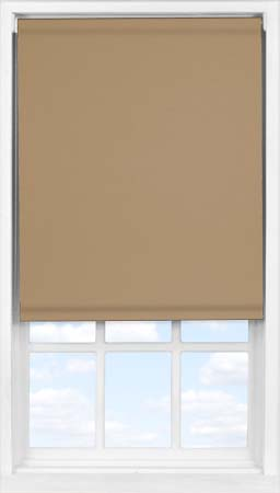 Easifit Roller Blind in Coconut Husk Blackout