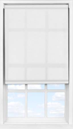 Easifit Roller Blind in Edelweiss Transparent