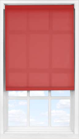 Easifit Roller Blind in Mulberry Translucent