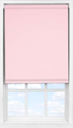 Easifit Roller Blind in Pink Macaroon Blackout