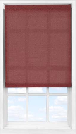 Easifit Roller Blind in Plum Translucent