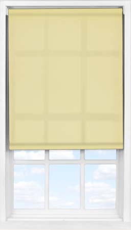 Easifit Roller Blind in Primrose Translucent