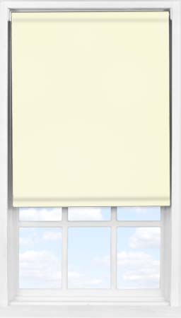 Easifit Roller Blind in Soft Sand Blackout