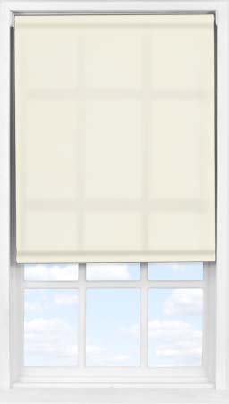 Easifit Roller Blind in Soft Sand Translucent