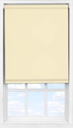 Easifit Roller Blind in Taupe Blackout