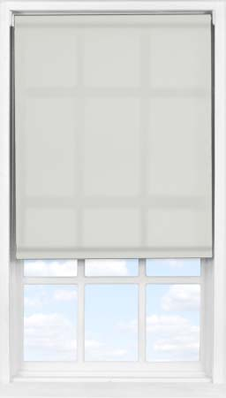 Easifit Roller Blind in Light Grey Translucent