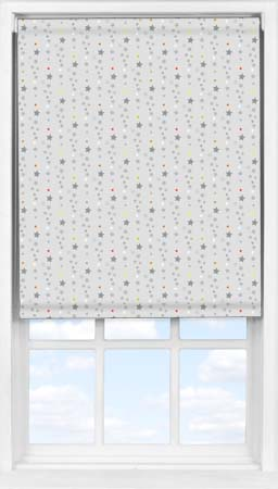 Easifit Roller Blind in Soothing Starfall Blackout