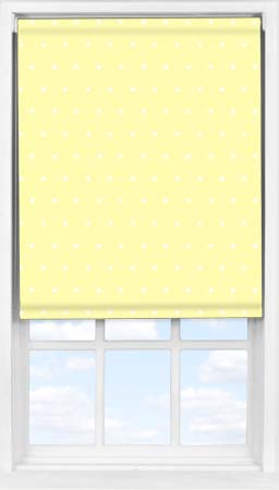 Lemon Polka Dot Blackoutslide thumbnail 0
