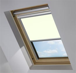 Solar Skylight in Alabaster Translucent