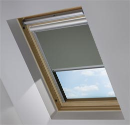Solar Skylight in Ash Blackout