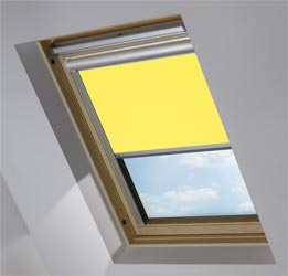 Solar Skylight in Buttercup Translucent