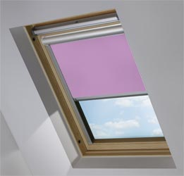 Solar Skylight in Foxglove Translucent