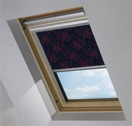 Solar Skylight in Prism Burnt Orange Translucent