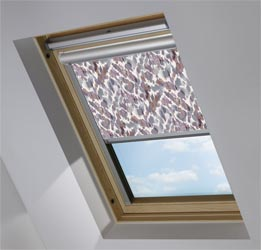 Solar Skylight in Woodland Hush Translucent