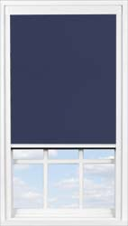 Main display image for BlocOut™ product with Celestial Blue Blackout fabric