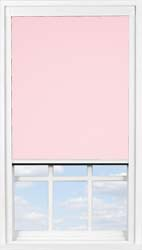 Main display image for BlocOut™ product with Pink Macaroon Blackout fabric