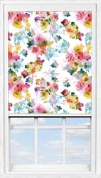 Main display image for BlocOut™ product with Oriental Rose Blackout fabric