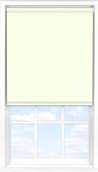 Main display image for Roller Blind product with Alabaster Translucent fabric