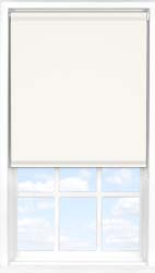 Main display image for Roller Blind product with Daisy Blackout fabric