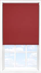 Main display image for Roller Blind product with Ruby Blackout fabric