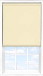 Main display image for Roller Blind product with Taupe Blackout fabric